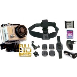 Pack Sport GoPro HD
