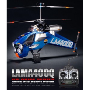 HM-Lama400Q - Walkera Lama 400Q Helicopter (2.4Ghz Edition)