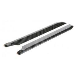 EK4-0015 - Carbon Fibre Main Blade 315x32.5x4.5mm Belt CP