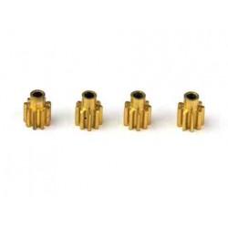 EK1-0352 - 10T Motor Pinion belt cp for Brushless 4