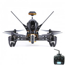 WALKERA-F210-RTF F210 FPV Racing Quadcopter with Camera, OSD, Transmitter, Battery and Charger RTF - 2.4GHz
