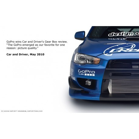 GoPro HD Motorsport Hero