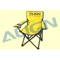 HOZ00002-3T - Chaise Jaune ou Noir - Align