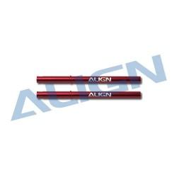 H11007 - Axe principal (x2) Rouge - T-rex 100