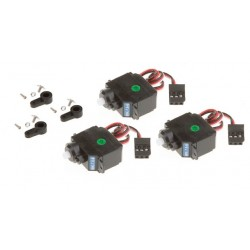 HM-4F200-Z-39 - 3 x Servo Set for 4F200/LM