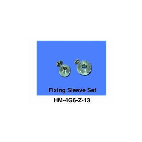 HM-4G6-Z-13 - Fixing Sleeve Set Walkera 4G6/V120D01