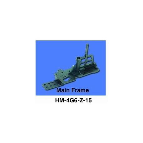 HM-4G6-Z-15 - Main Frame Walkera 4G6/V120D01