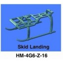 HM-4G6-Z-16 - Skid Landing Walkera 4G6/V120D01