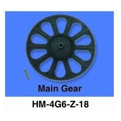HM-4G6-Z-18 - Main Gear Walkera 4G6/V120D01