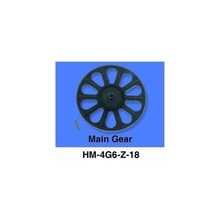 HM-4G6-Z-18 - Main Gear Walkera 4G6/V120D01