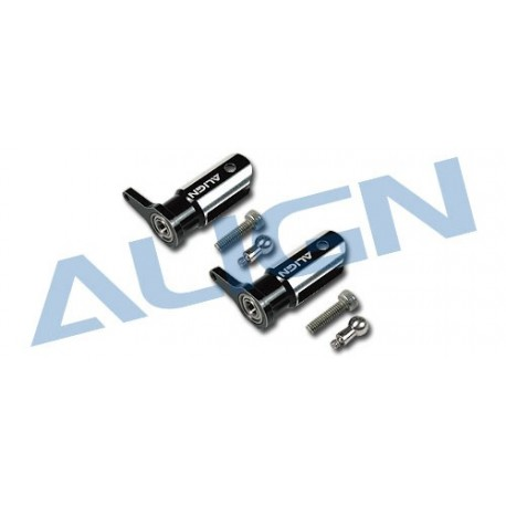 H25003 - Metal Main Rotor Holder Set
