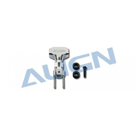 H25004AF - Metal Rotor Housing/Silver