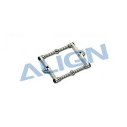 H25006AF - Metal Flybar Control Set/Silver