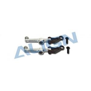 H25011AF - Metal Washout Control Arm/Silver